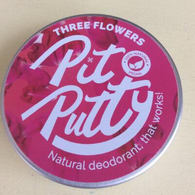 Pit Putty Three Flowers