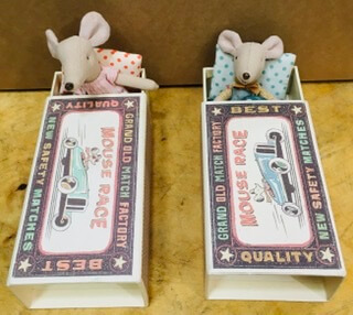 Maileg Matchbox Mice
