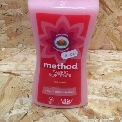 Method Fabric Softner Pink Fresia