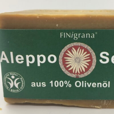 Aleppo Pure Olive Oil Castile Soap