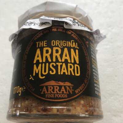 Arran Grained Mustard - 170G.