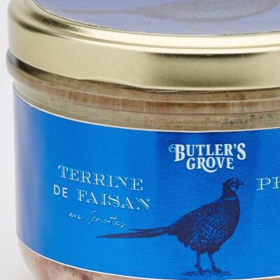 Pheasant Pate