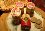 Raspberry Infused Cranberry Cheese - 200G.