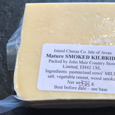 Best Seller!! Smoked Kilbride - 450G.