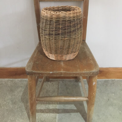 Willow Basket Reduced Price!