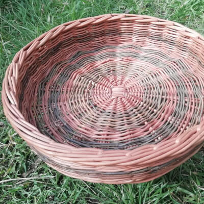 Willow Weaving Workshop With Local Food Lunch