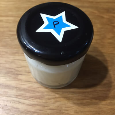 Natural Deodorant (Patchouli)