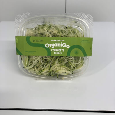 Courgette Noodles Organic