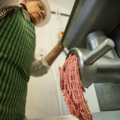 Frozen Aberdeen Angus Steak Mince