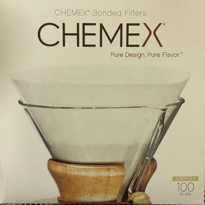 Chemex 6 Cup Filters Round