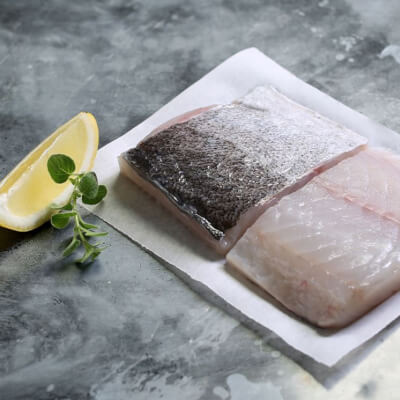 2 X Scottish Coley Fillet Portions     200G - 250G Per Portion