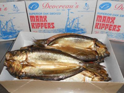 Traditional Manx Whole Kipper