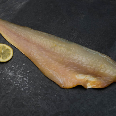 Naturally Smoked Haddock Fillet     250-350G