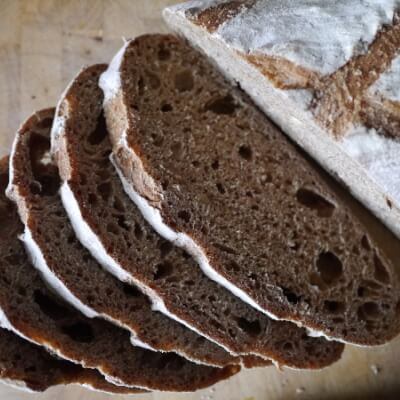 Wholemeal Rouge-500G