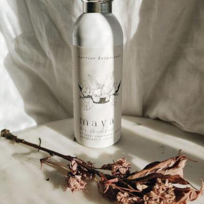 Maya Dry Shampoo ~Darker Hair Shades