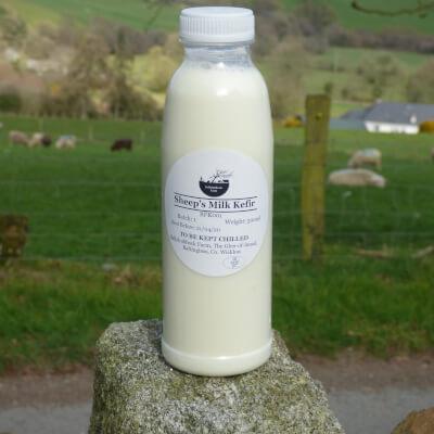 Sheep's Milk Kefir