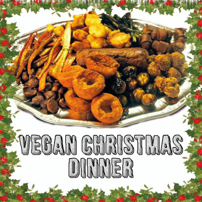 Vegan Christmas Dinner For Four - Collect On The 23Rd December