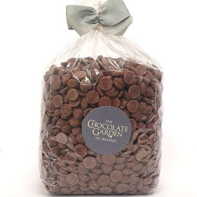 Bulk Chocolate For Baking (Or Eating!) - Milk 33%