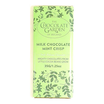 Three Mint Crisp Milk Chocolate Bars