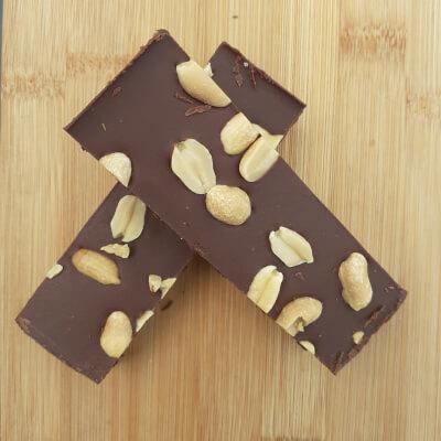 2 Peanut Butter Bars