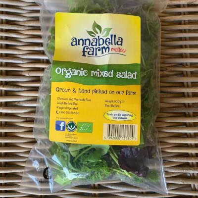 Organic Mixed Sald