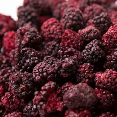 Freeze Dried Blackberries