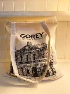 Eco Friendly Tote 'Gorey'