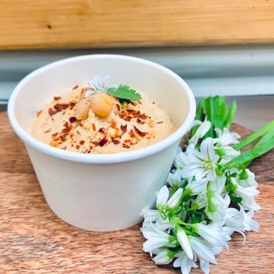 Garlic Hummus