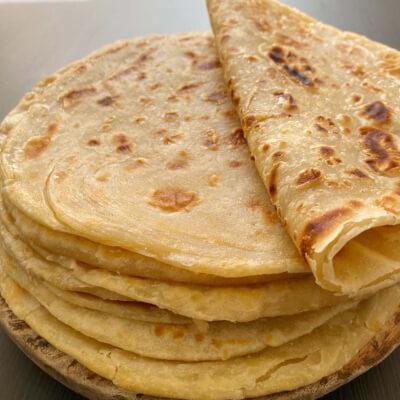 Kenya Style Chapati X 10