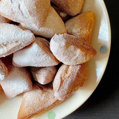 Mandazi - Kenyan Doughnut