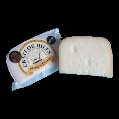 Cratloe Hills Sheeps Cheese Mature 125G