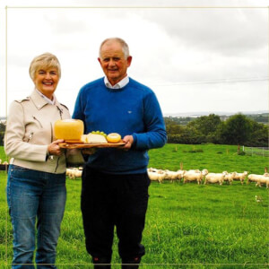 Cratloe Hills Sheeps Cheese
