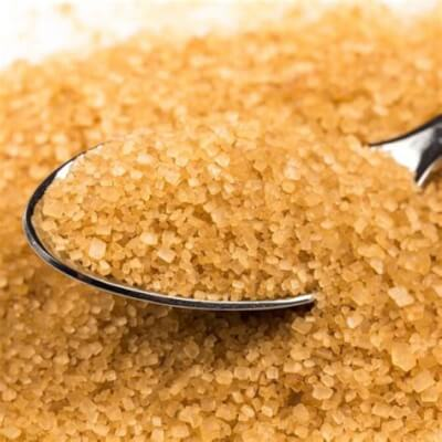 Organic Demerara Sugar