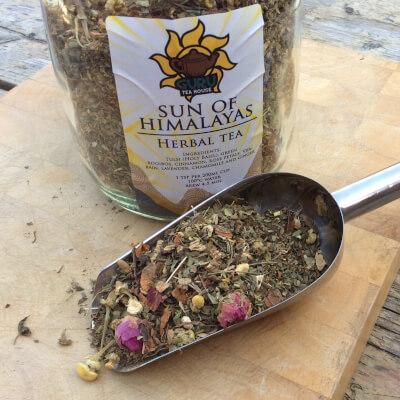 Sun Of Himalayas Herbal Tea
