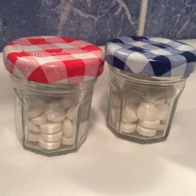 Denttab Toothpaste Tablets