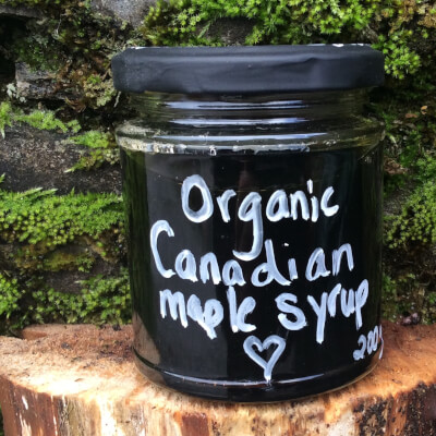Pure Organic Canadian Maple Syrup