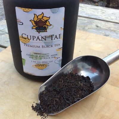 Cupán Tae, Irish Breakfast  Tea - Loose Leaf