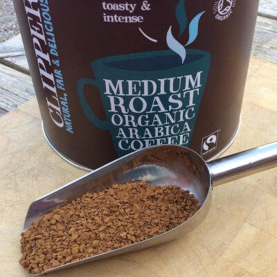 Organic, Fairtrade Instant Coffee