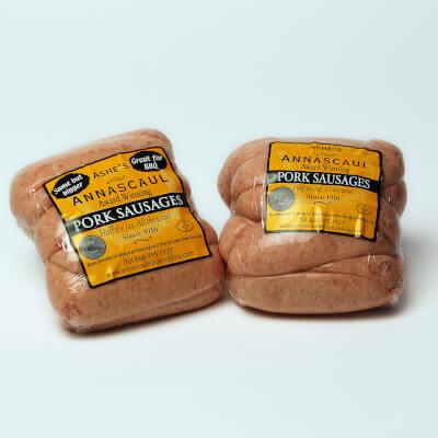 Annascaul Pork Sausages