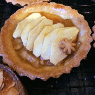 French Apple Pie /Individual