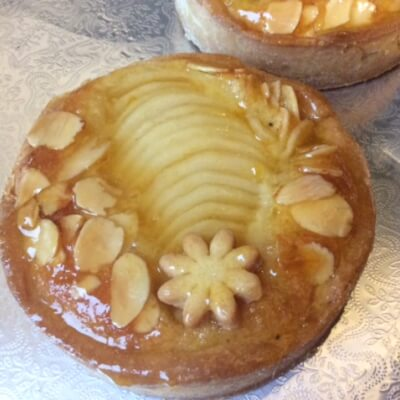 French Bourdaloue Pie /Individual