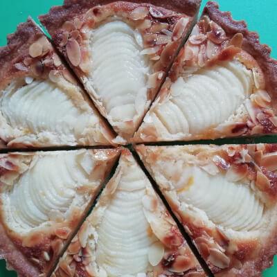 French Bourdaloue Pie