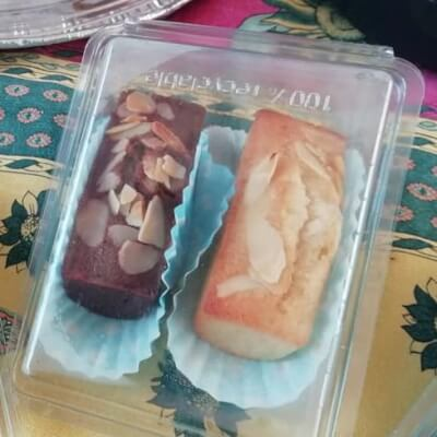 Special Offer : Box Of 2 French Financiers