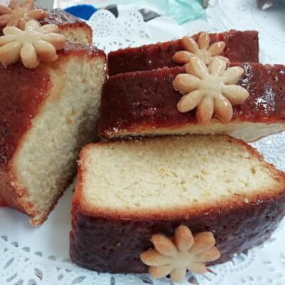 French Orange Cake