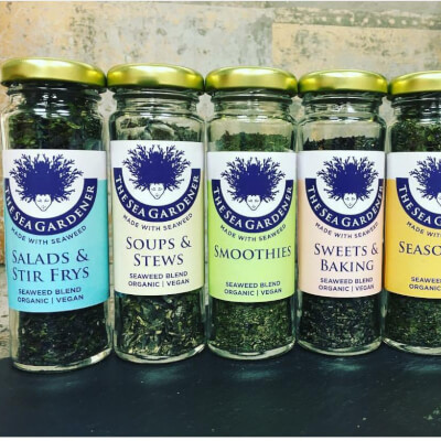 Seaweed Blends - Setting And Thickening
