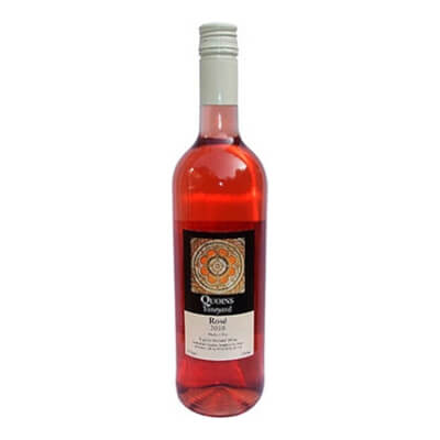 Quoins Organic Rosé Wine 75 Cl