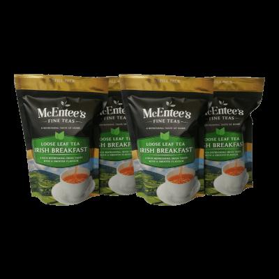 Mcentee'S Irish Breakfast Blend Loose Tea 250G Pack Of 4