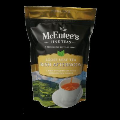 Mcentee'S Irish Afternoon Blend Tea 250G Pack