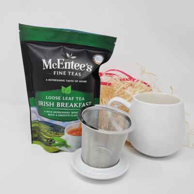 "Tea Lover'S ""Hug In A Mug"" Gift Set – Tea For One"