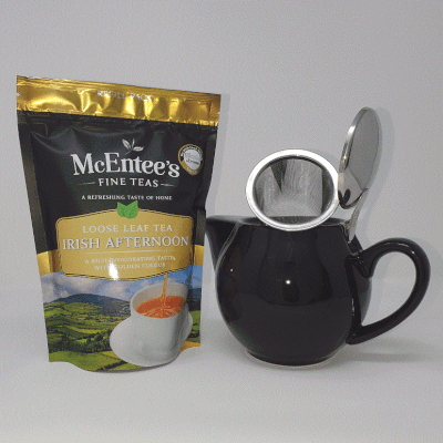 Irish Afternoon Teapot Gift Set – Easy Afternoon Tea For Two!